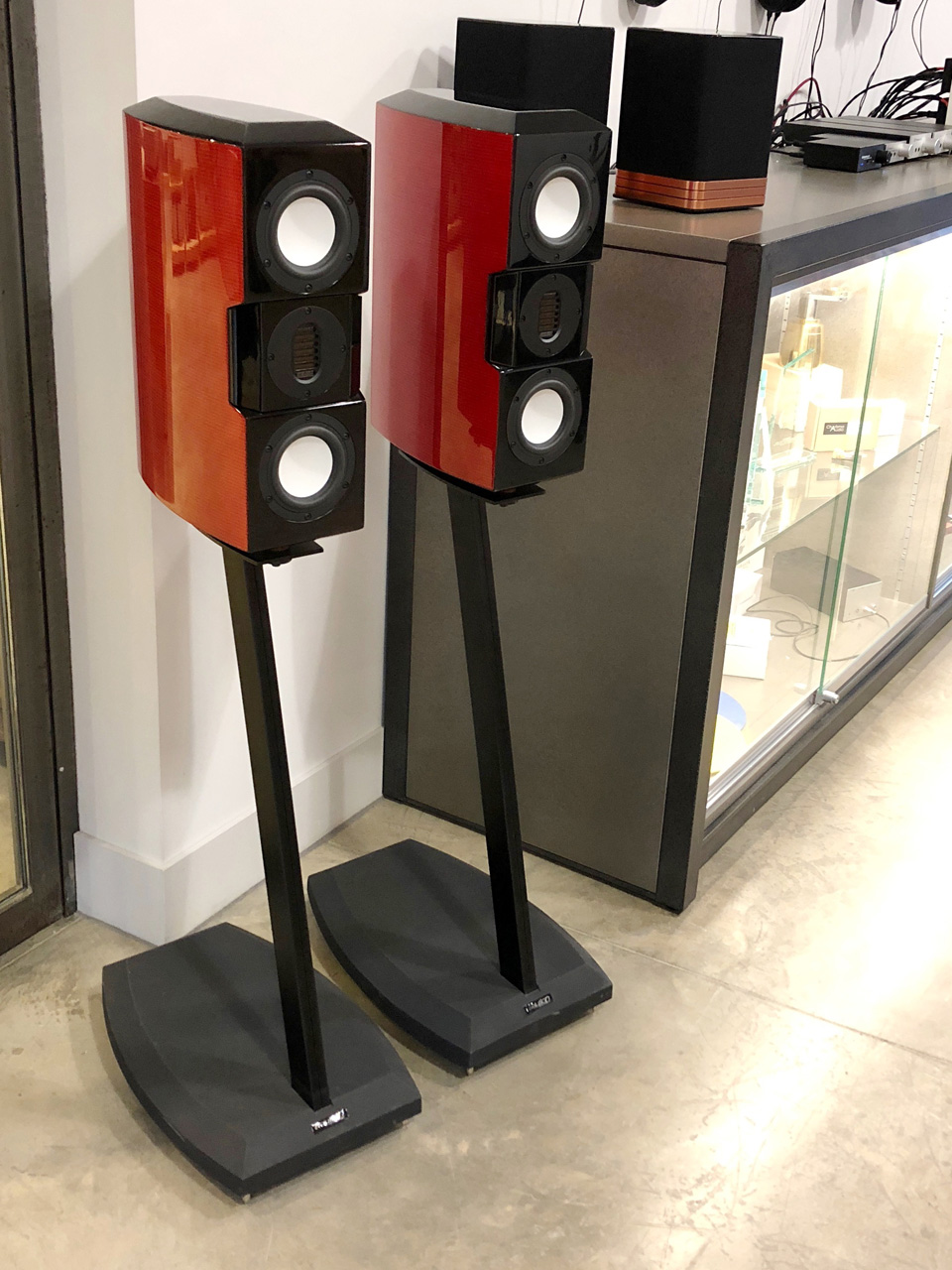 enceintes evolution acoustics micro 2