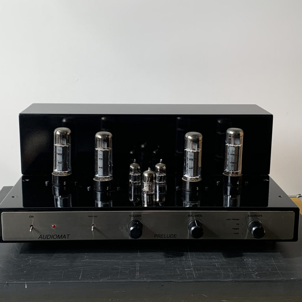 Ampli tube Audiomat