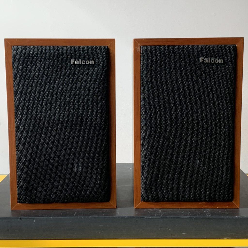 Enceintes Falcon LS3/5a