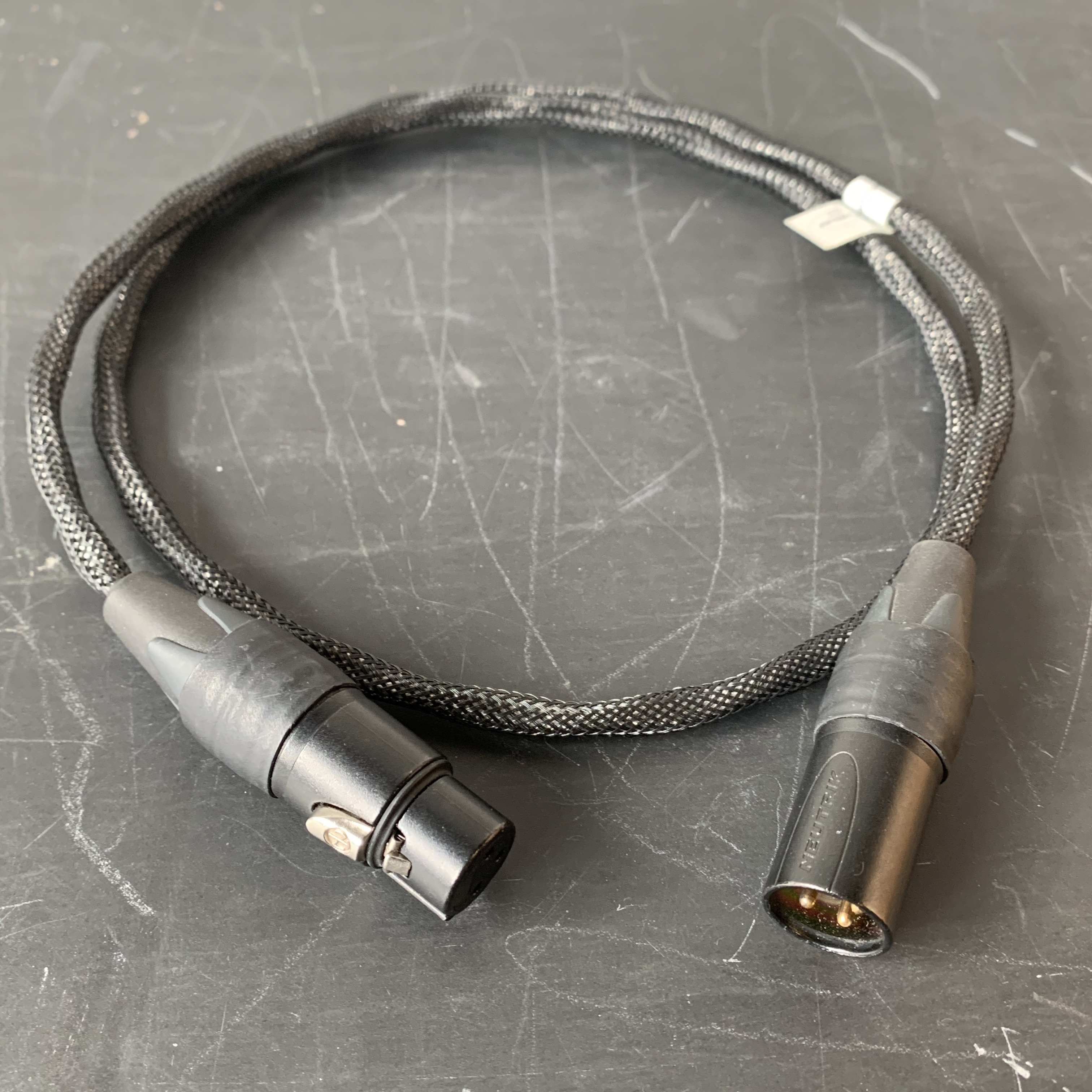cable jorma digital xlr prise