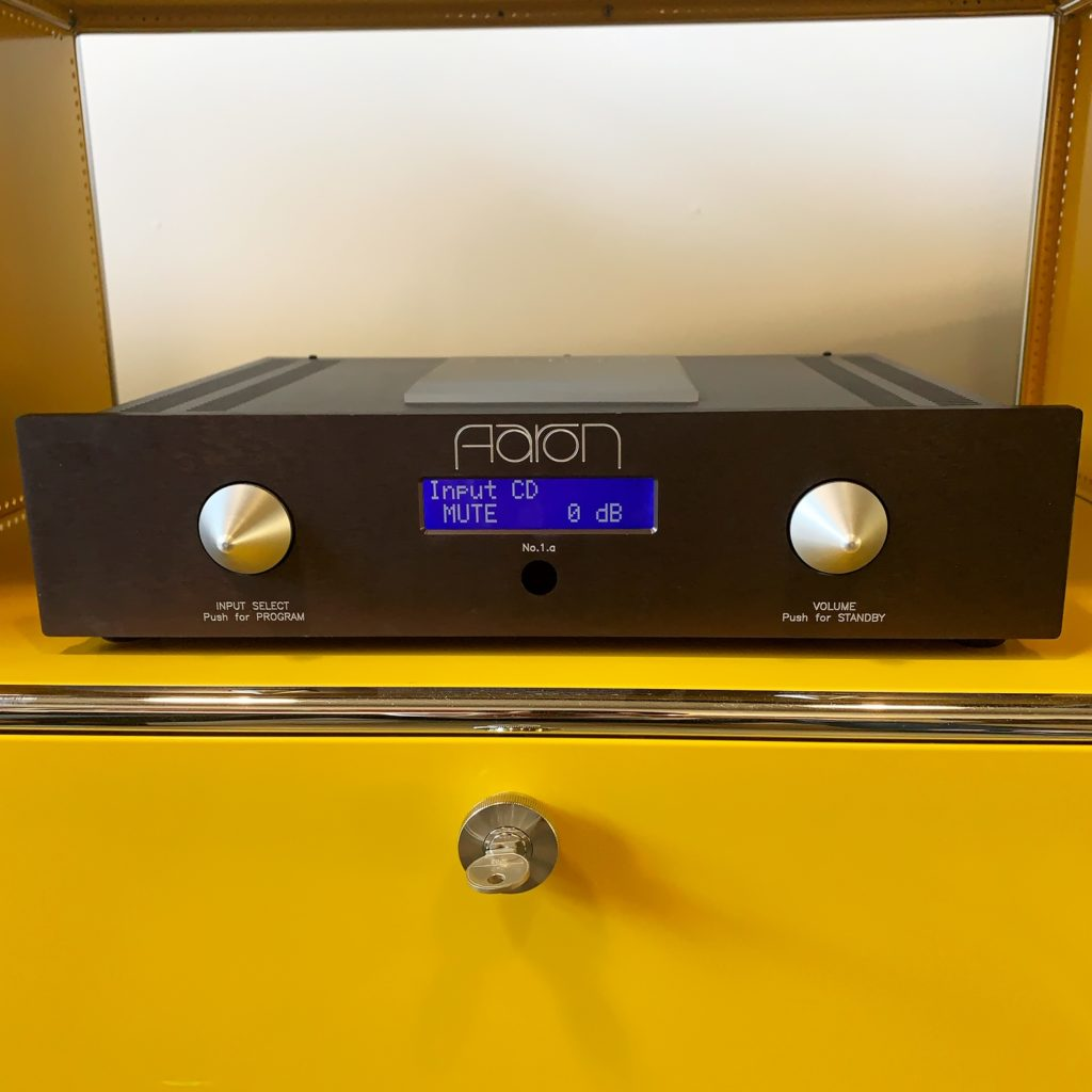 Amplificateur Intégré AARON N01A