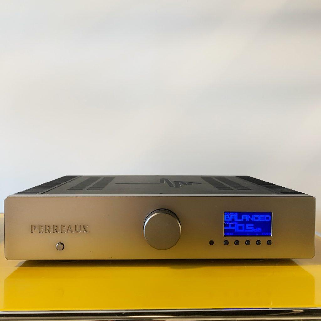 Amplificateur Intégré PERREAUX ELOQUENCE 150i