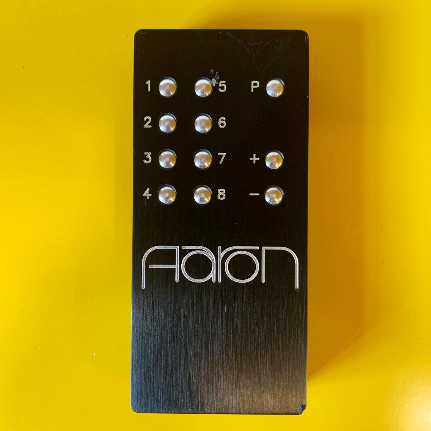 Amplificateur Intégré AARON N01A télécommande