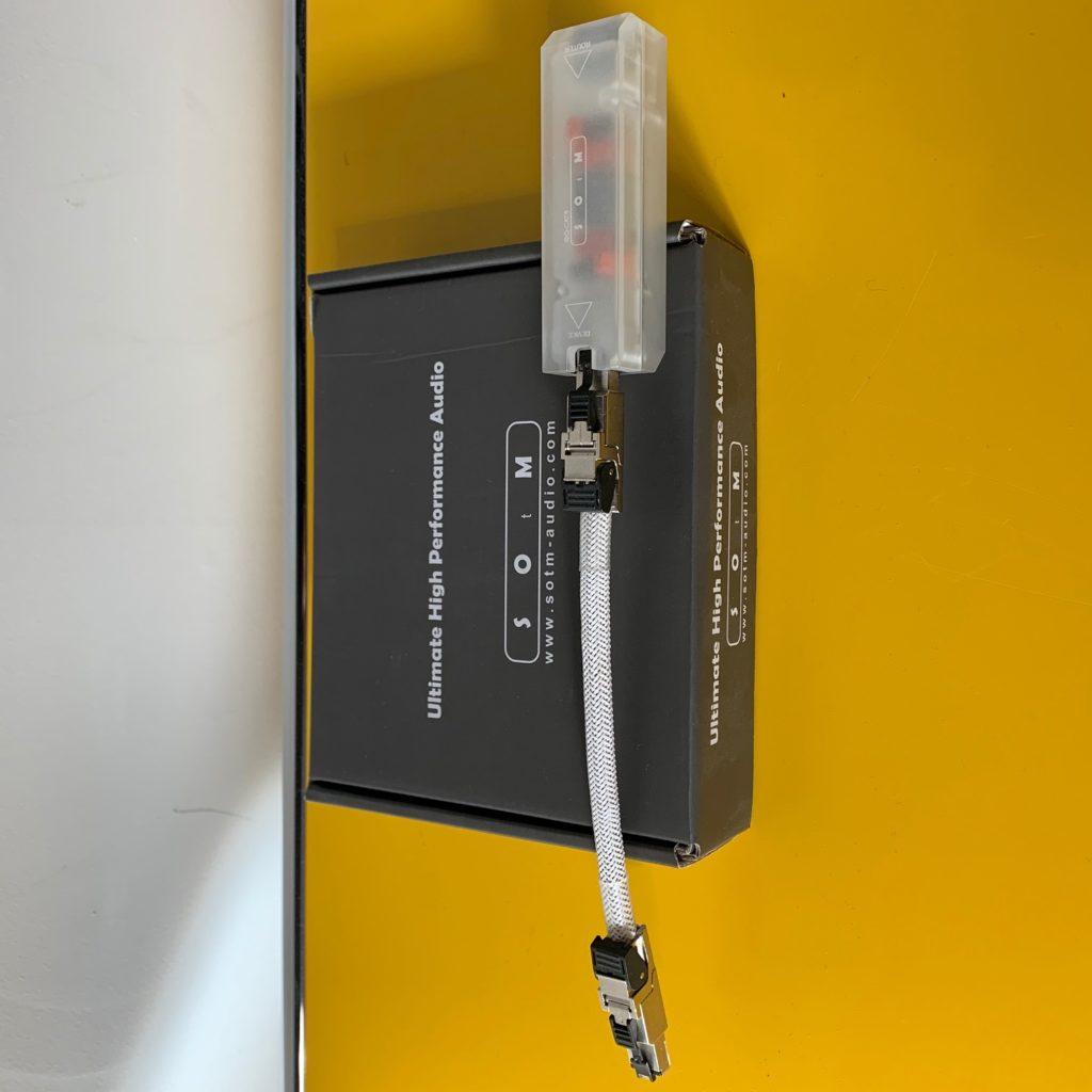 filtres réseau RJ45 ISO CAT6 HPP SOTM