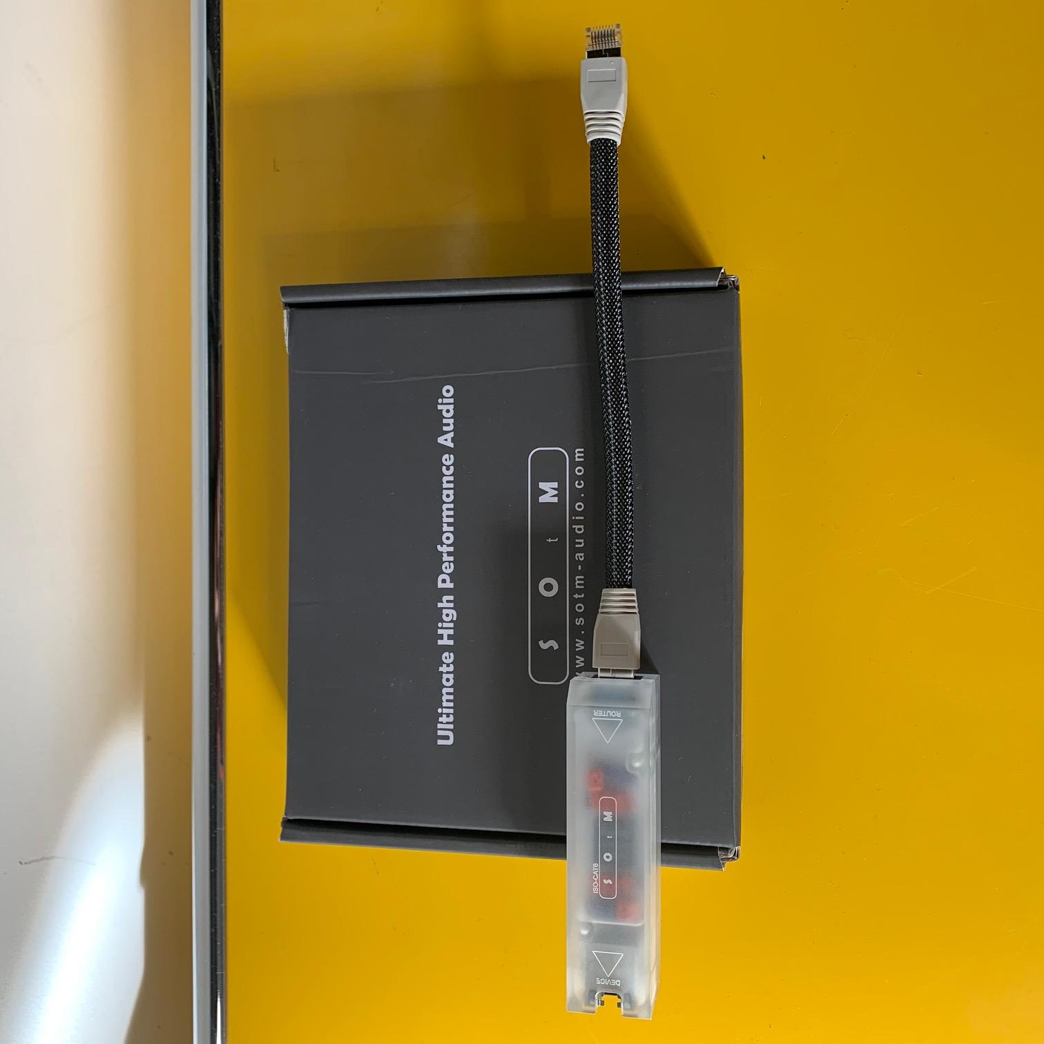 filtres réseau RJ45 ISO CAT6 SOTM
