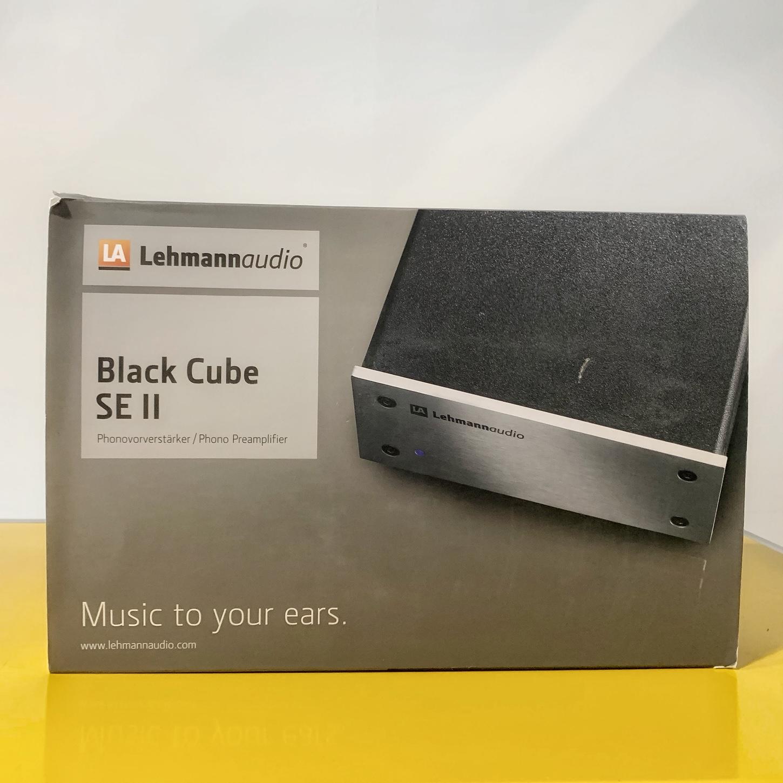 LEHMANN BLACK CUBE SE II Silver
