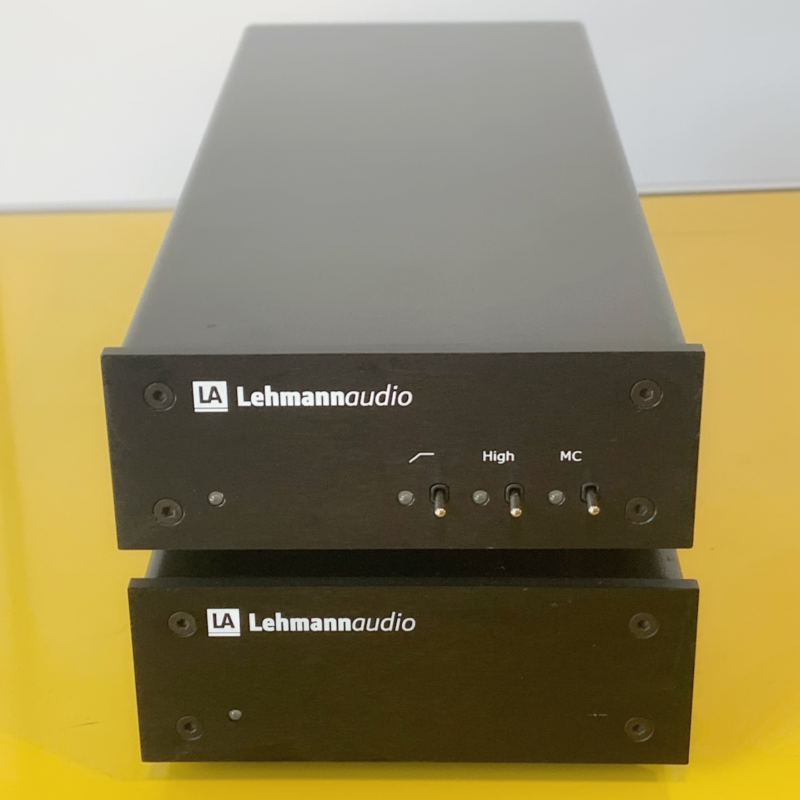 Lehmann Audio Decade black