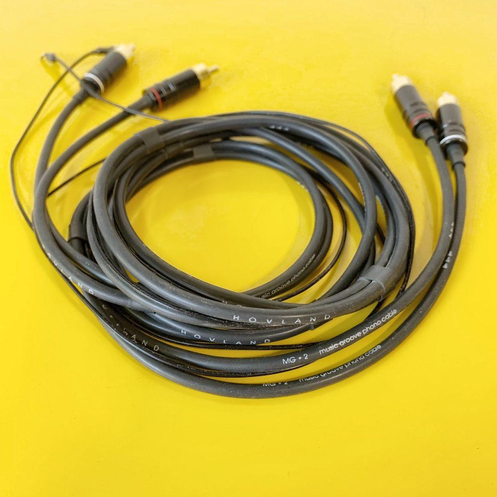câble phono HOVLAND MG2