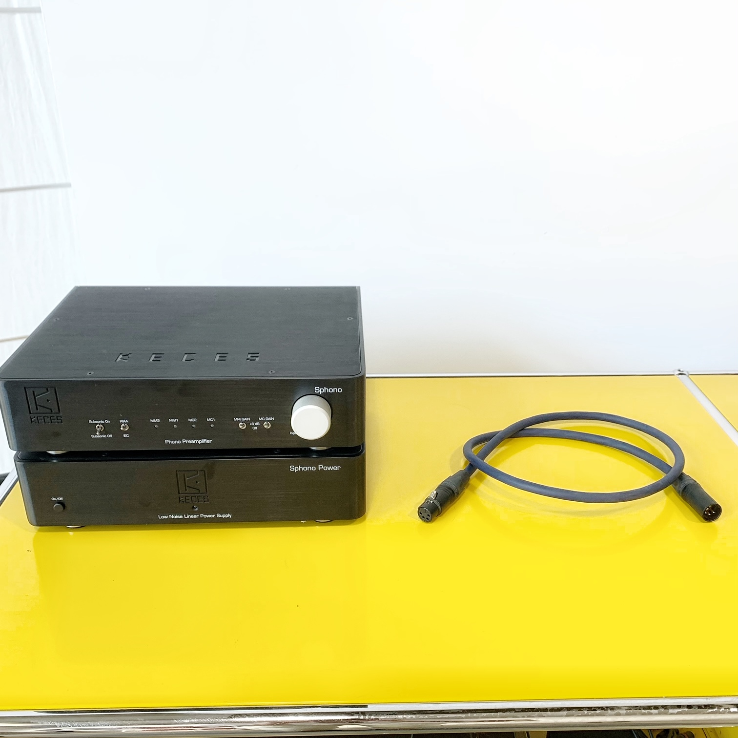KECES SPHONO phono stage